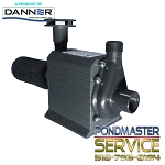 PONDMASTER - Hydro-Air Combination Submersible Water & Air Pump